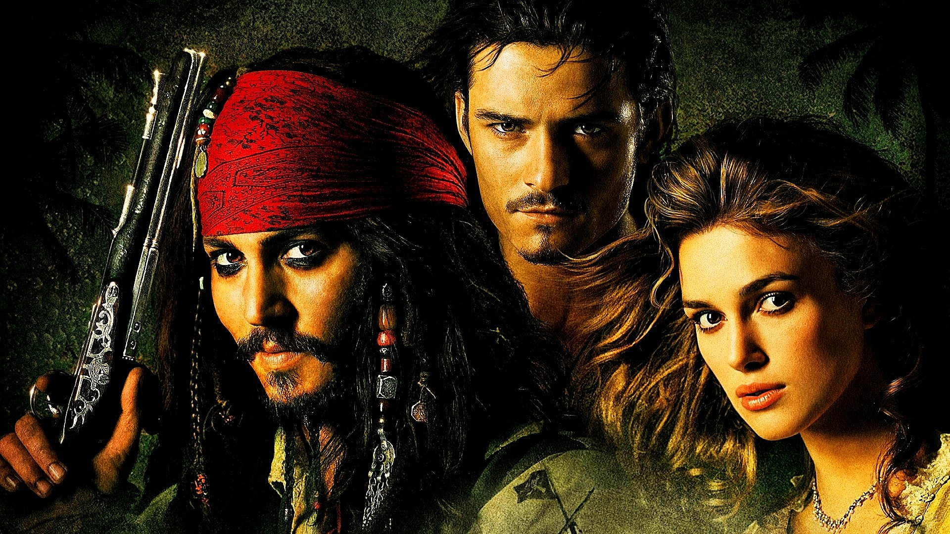 soundtrack pirates of the caribbean 1