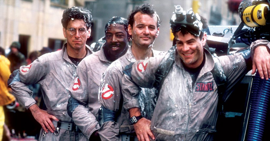 38 Paranormal Facts About The Ghostbusters Films