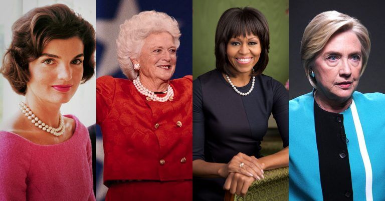 First Ladies Facts