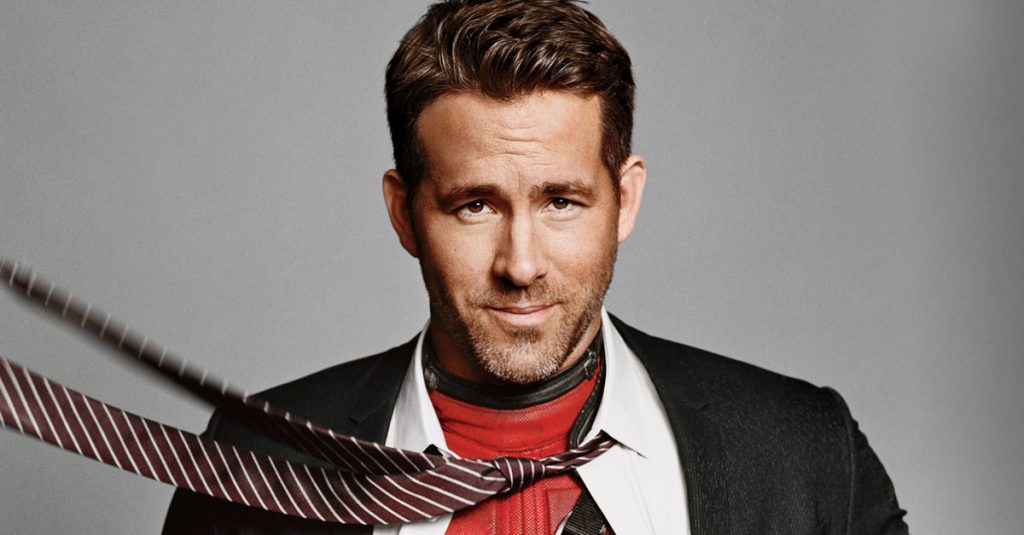26 Sarcastic Facts About Ryan Reynolds