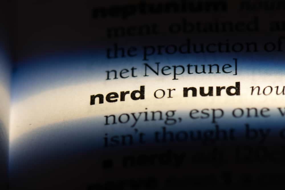 True Nerd facts