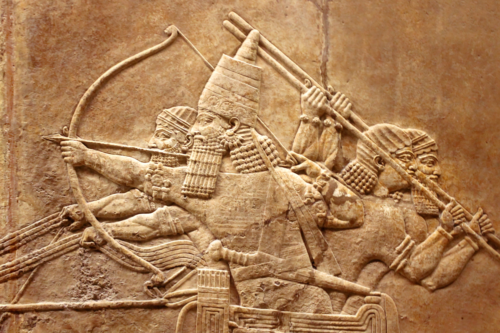 Assyrian Empire facts