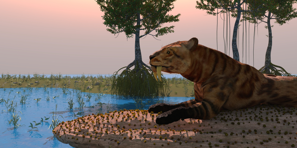 Prehistoric Beasts Facts