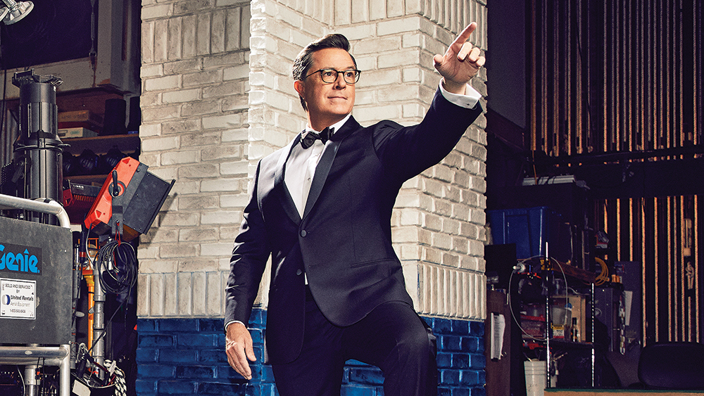 42 Witty Facts About Stephen Colbert