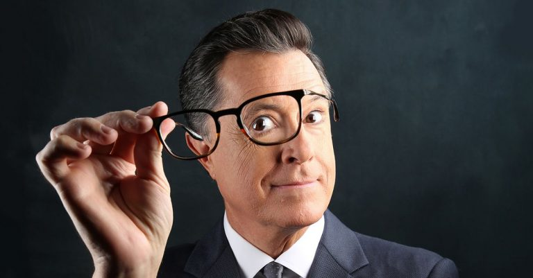 Stephen Colbert Facts