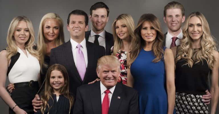 Powerful Family Trump