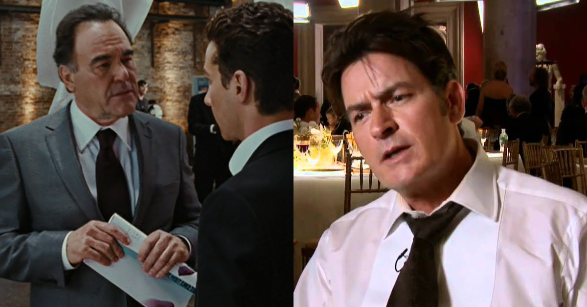 Charlie Sheen Facts