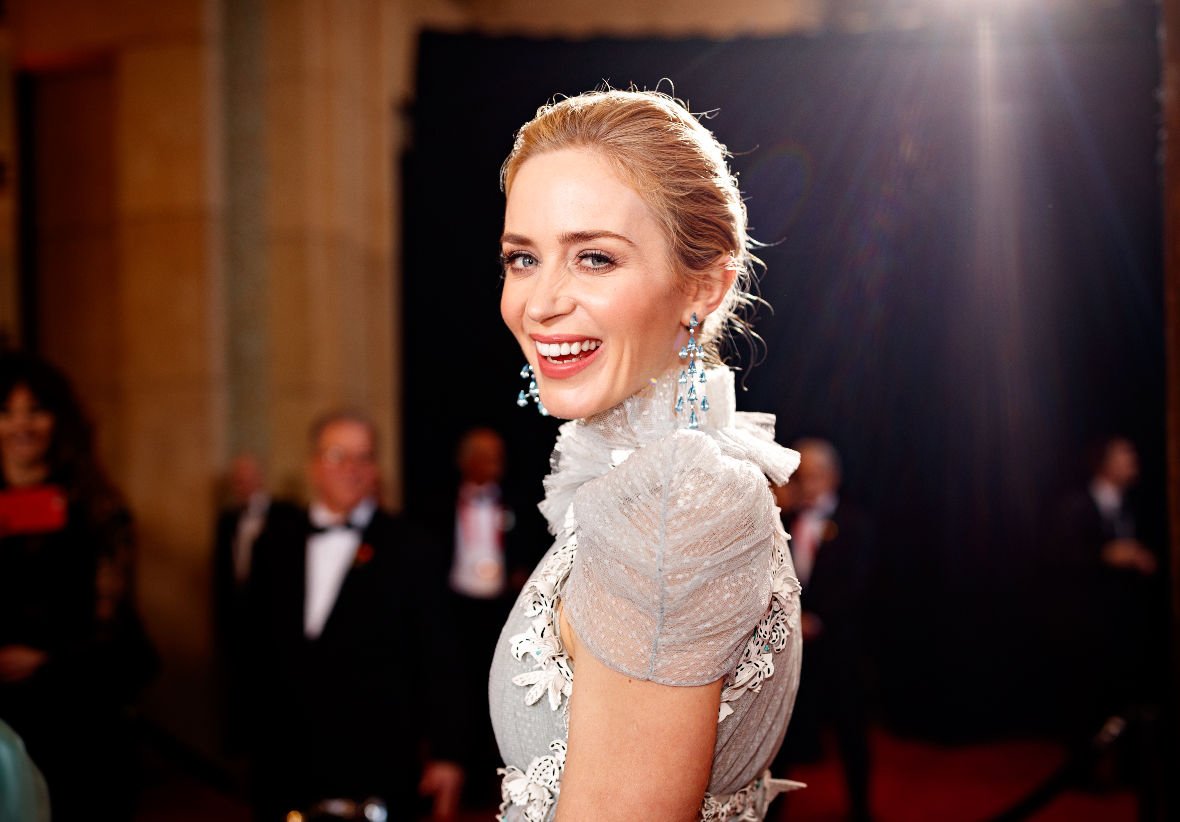 Emily Blunt facts