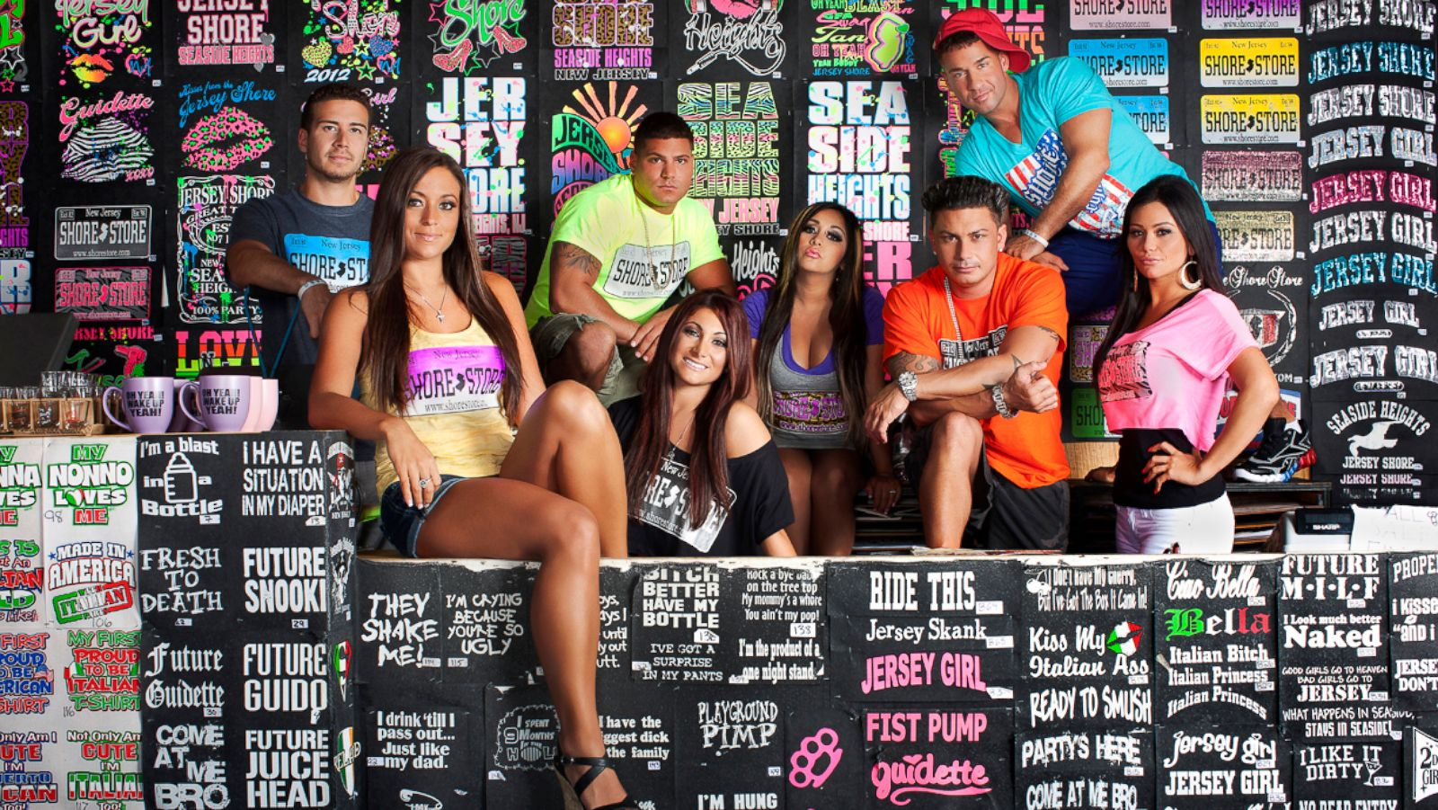 Jersey Shore Facts