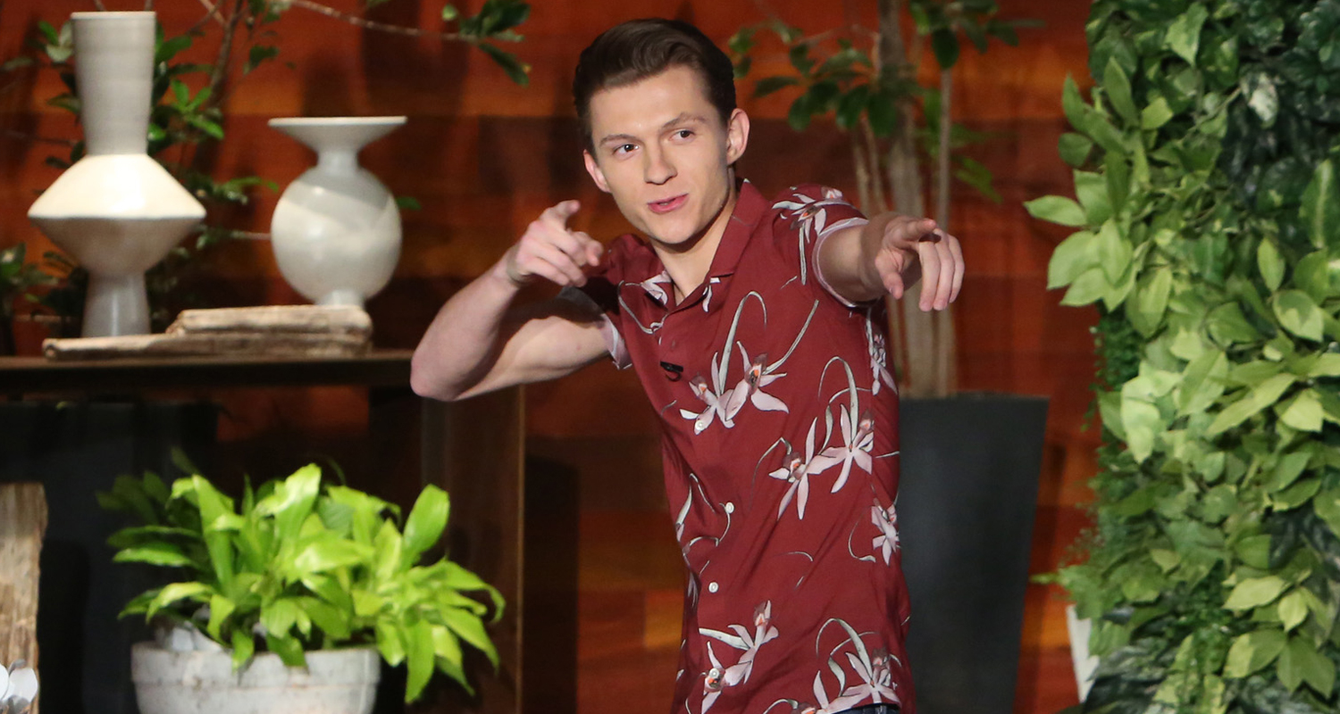 Tom Holland facts