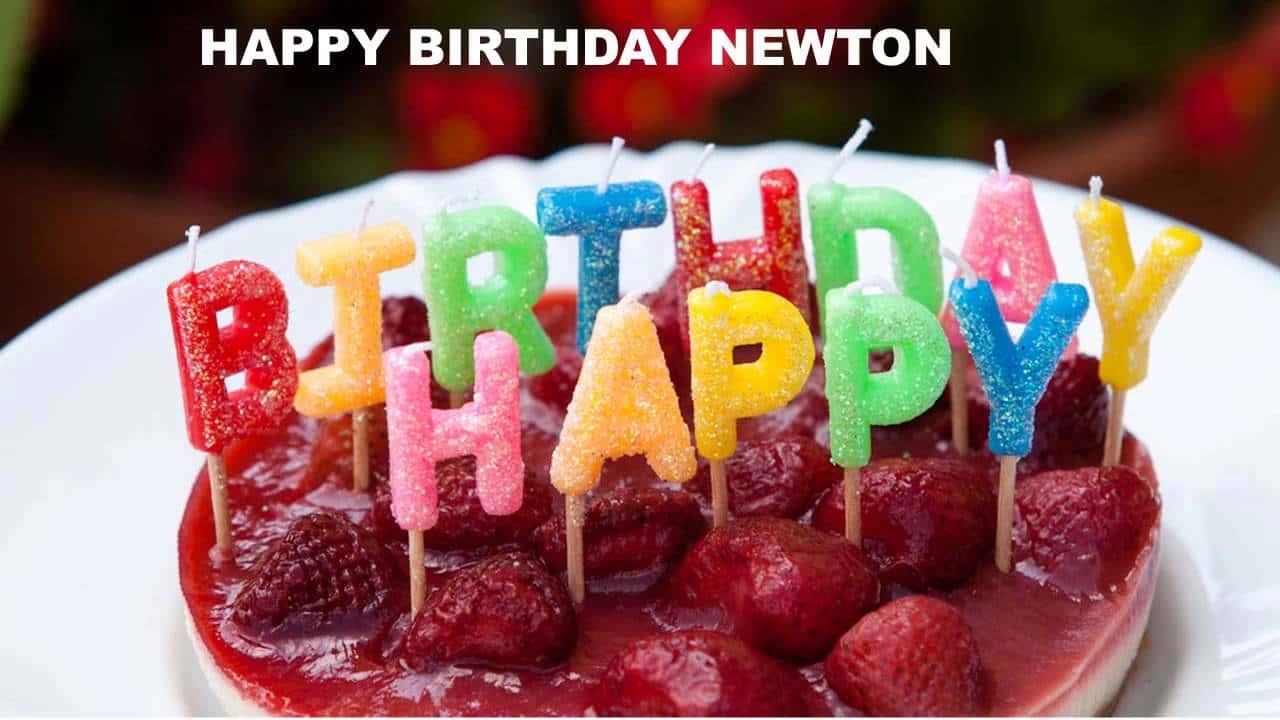 Isaac Newton facts