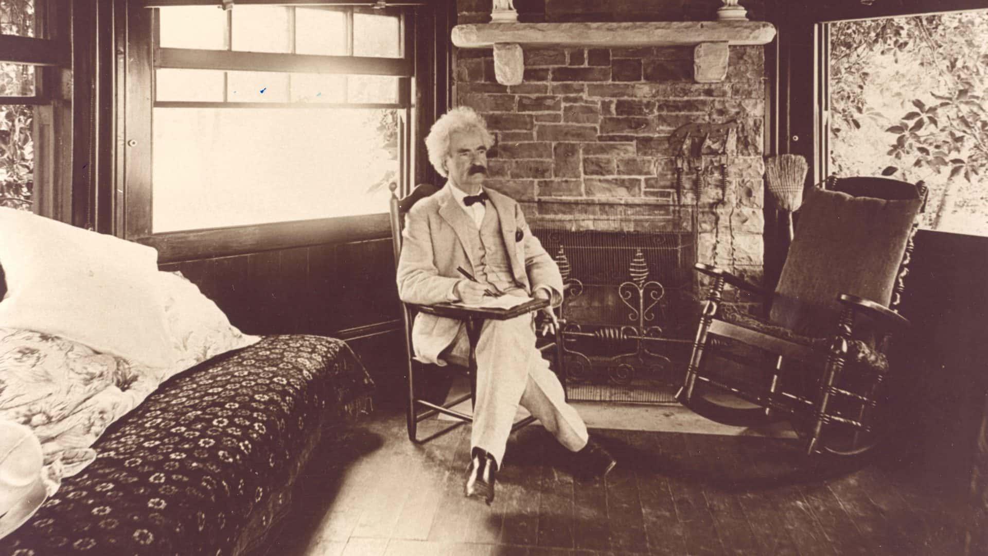 Mark Twain facts