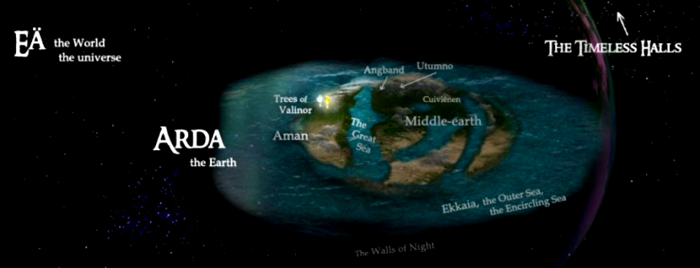 Middle-Earth facts