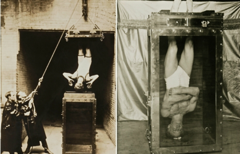 Harry Houdini facts
