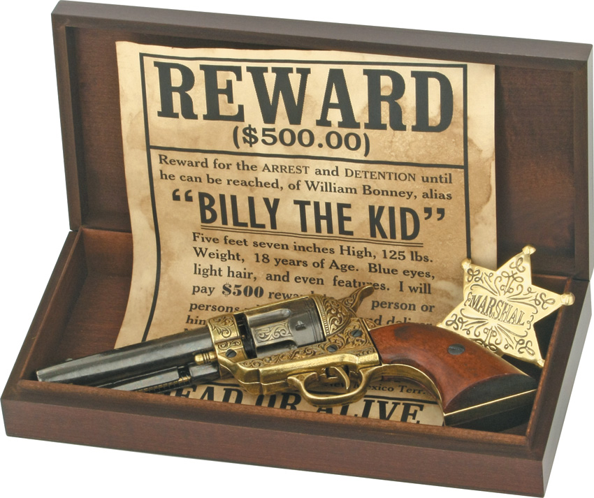 Billy the Kid facts