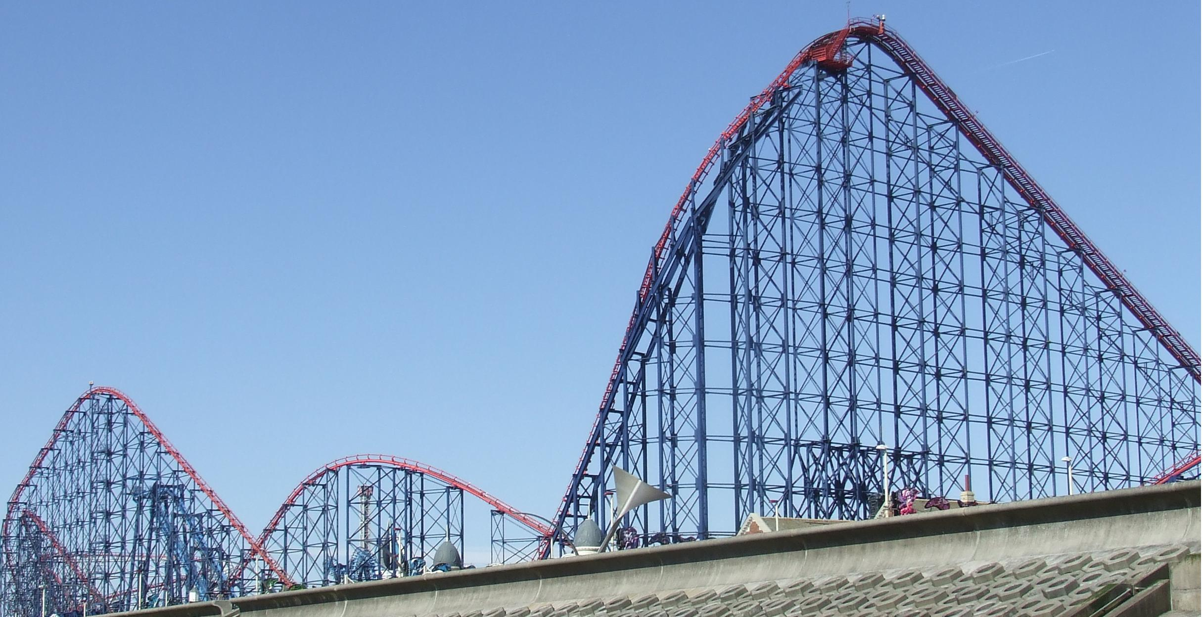 Roller Coasters facts