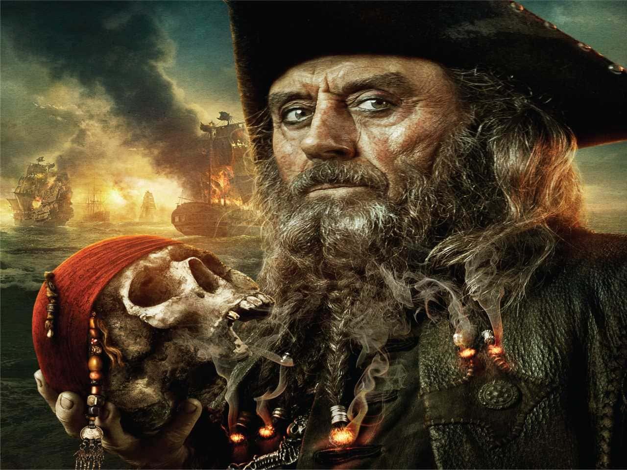 Blackbeard facts