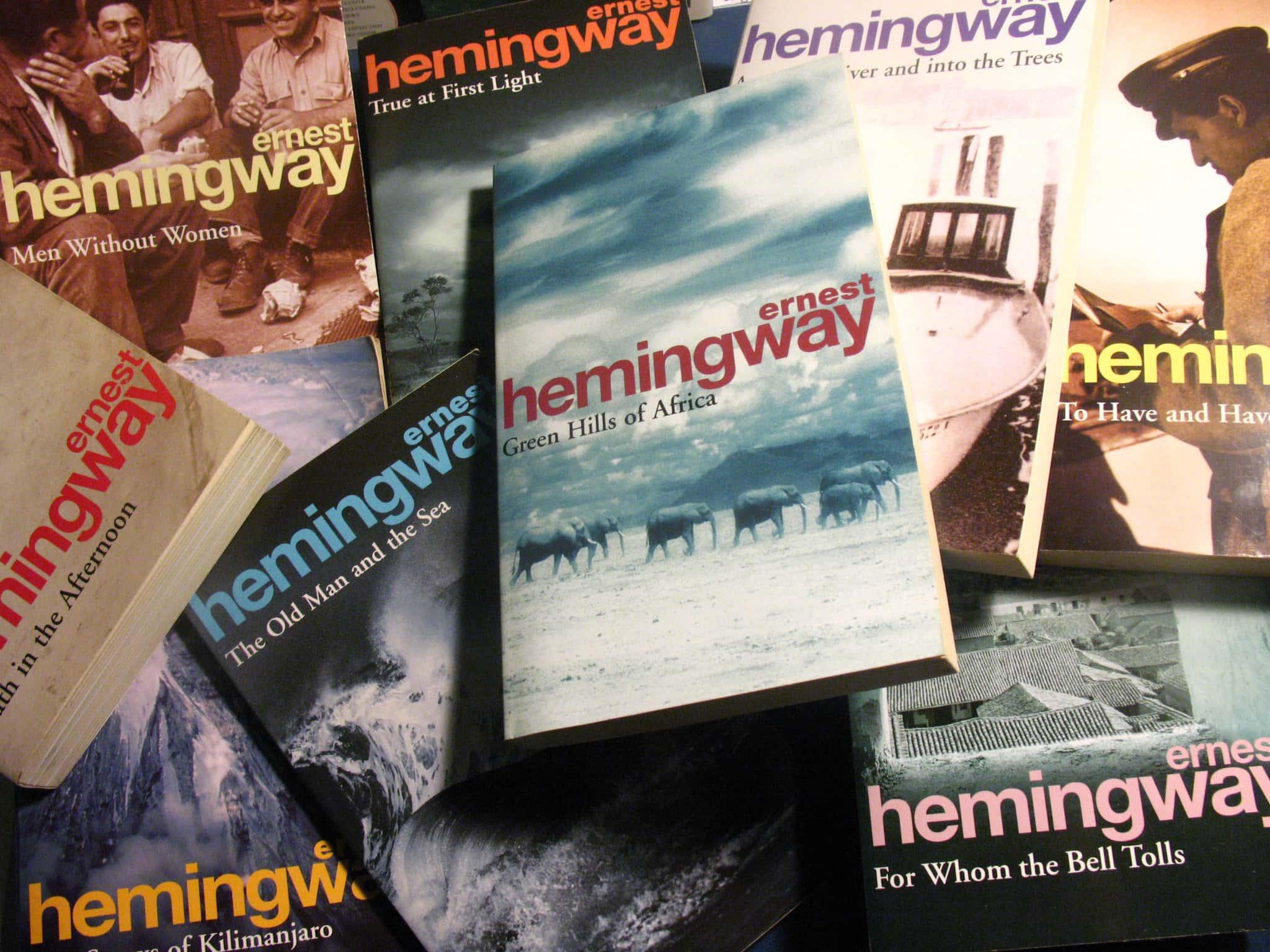 Ernest Hemingway facts