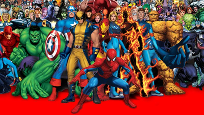 Superheroes facts