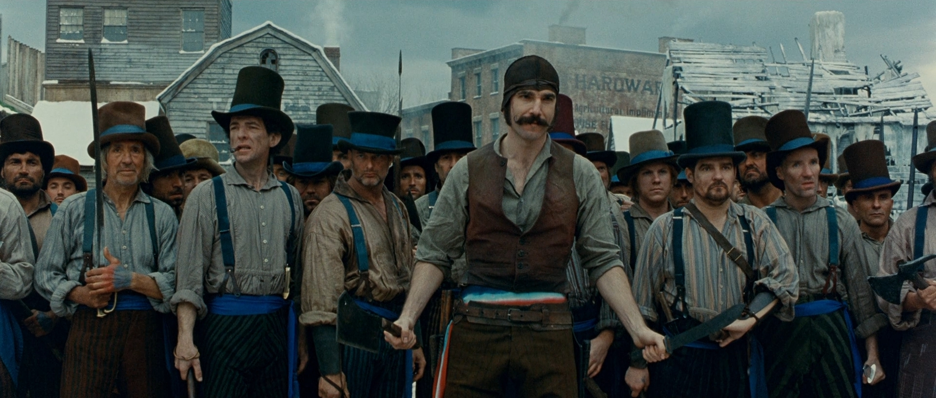 gangs of new york historical accuracy