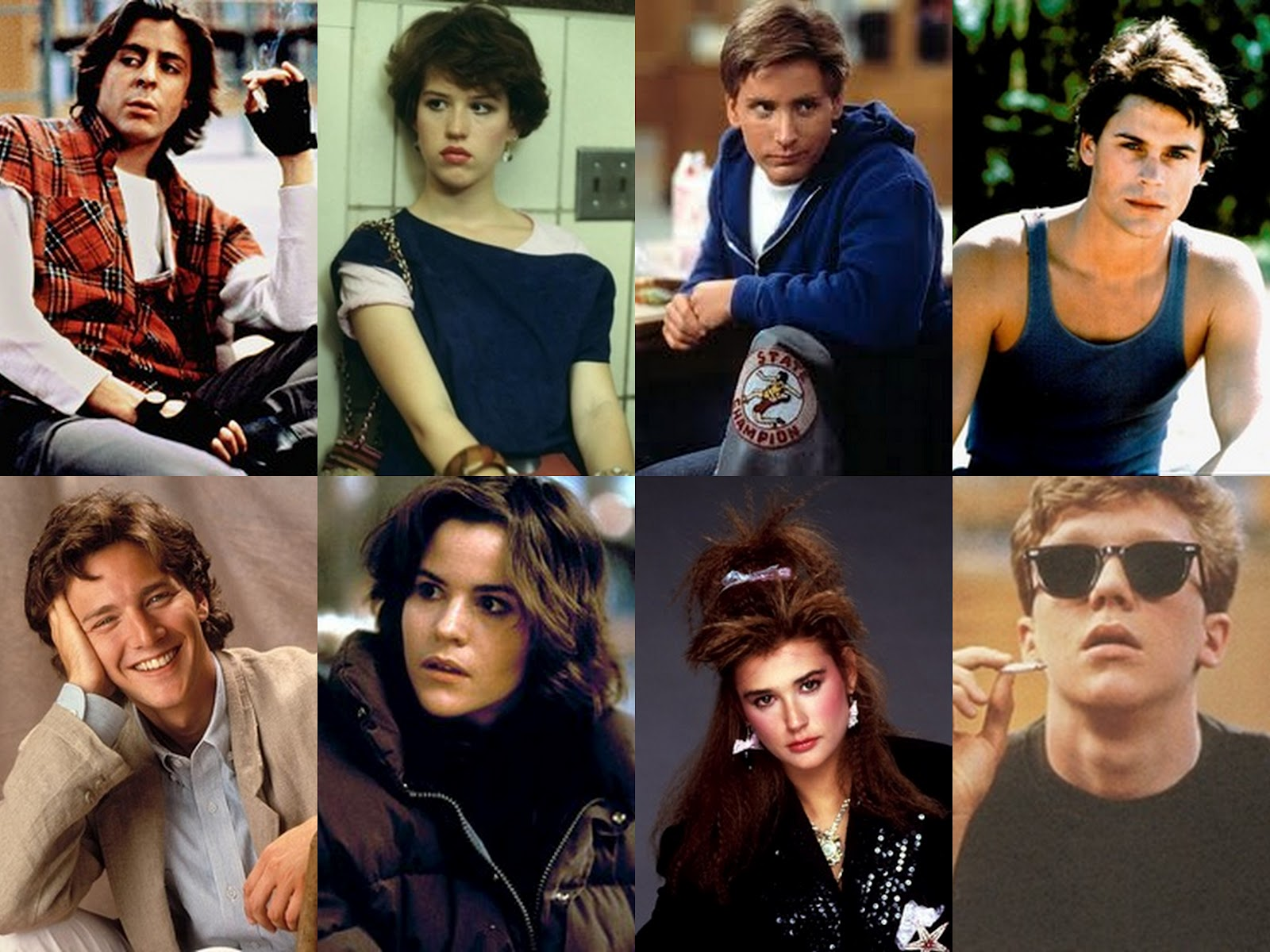 Brat Pack facts