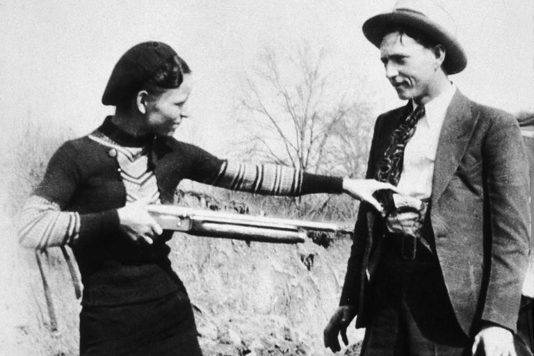 Bonnie and Clyde facts