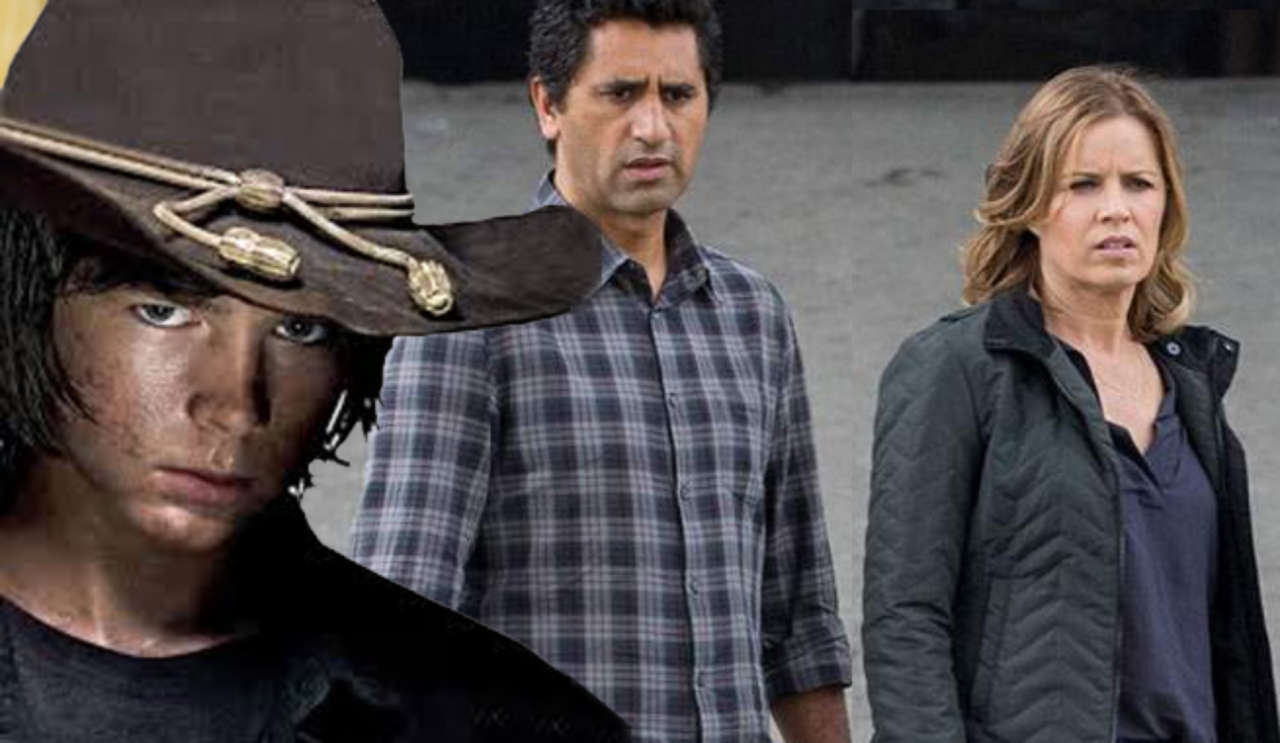 Fear the Walking Dead facts