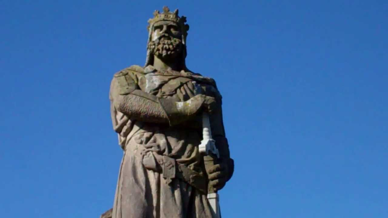Robert the Bruce facts