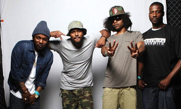 Kendrick Lamar Black Hippy Facts