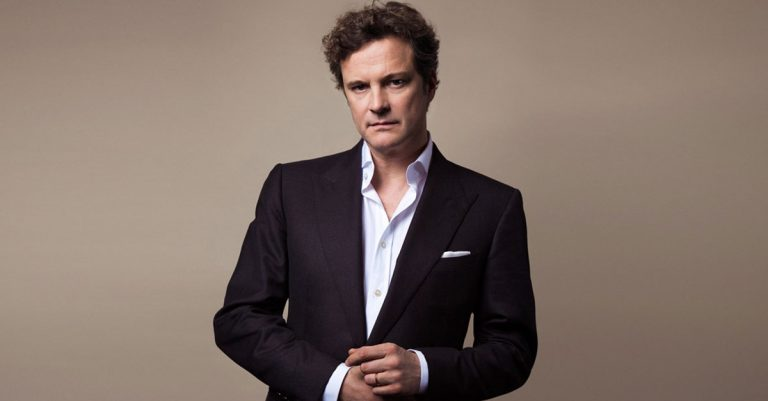 Colin Firth Facts