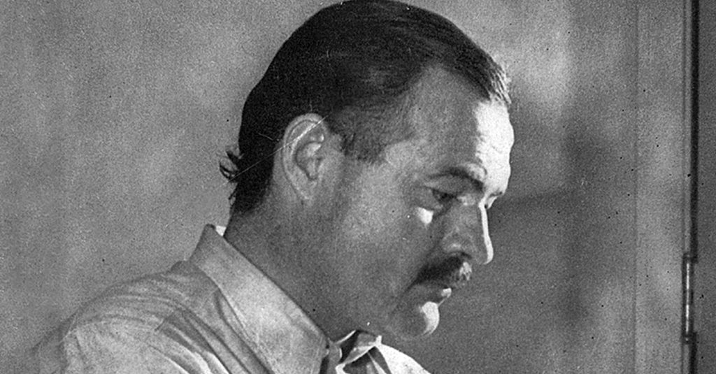 Macho Facts About Ernest Hemingway, The Lost Writer