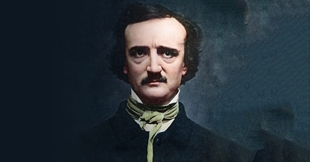39 Gothic Facts About Edgar Allan Poe