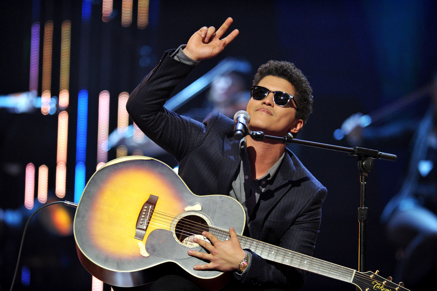 42 Funky Facts About Bruno Mars