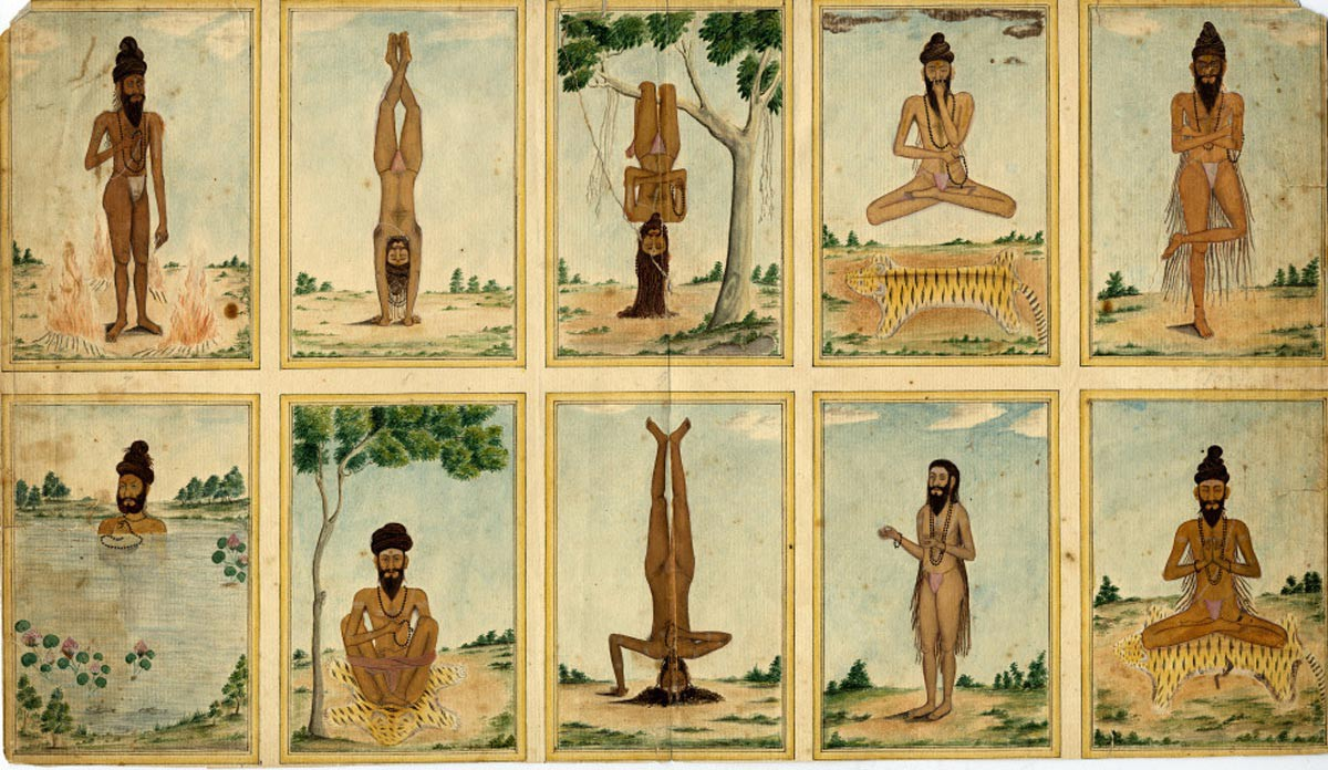 Ancient Indian Yoga