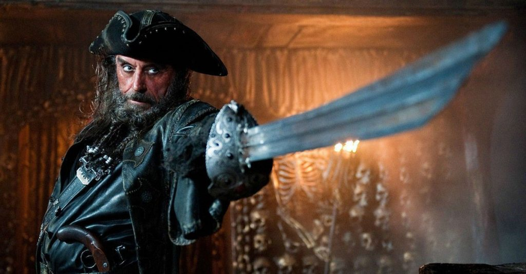 42 Fearsome Facts About Blackbeard