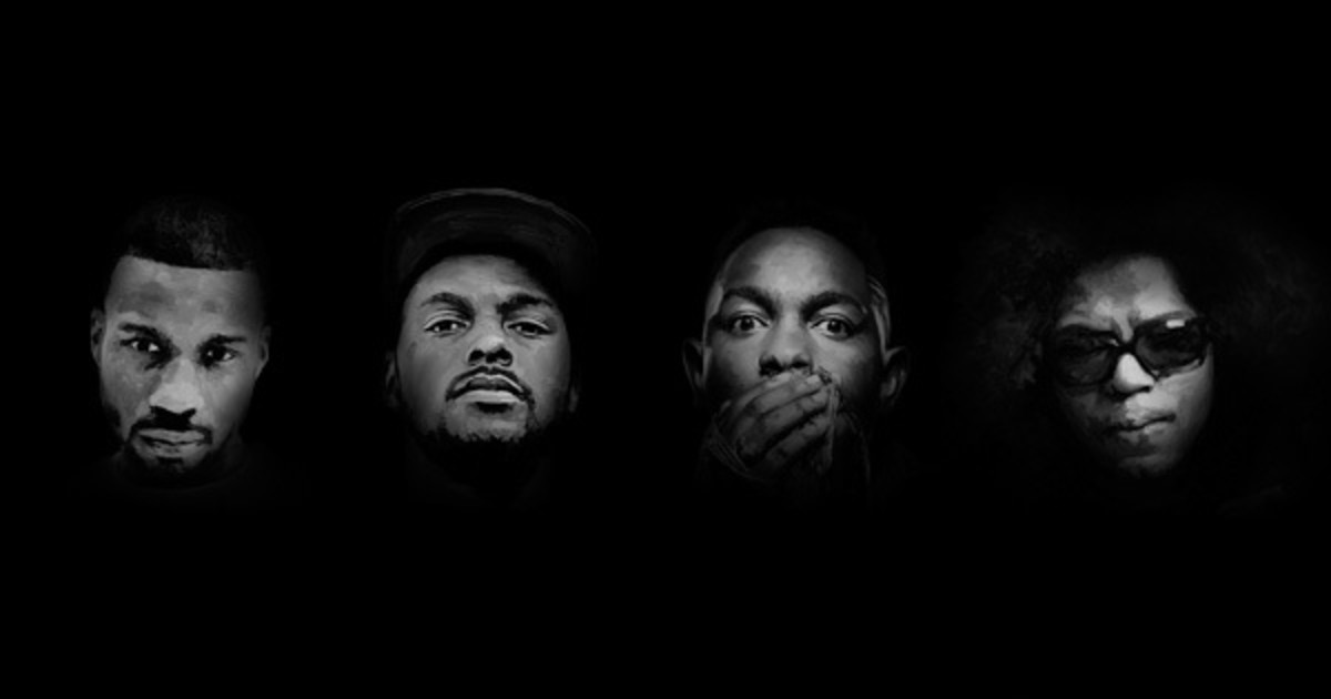 Kendrick Lamar Black Hippy Fact