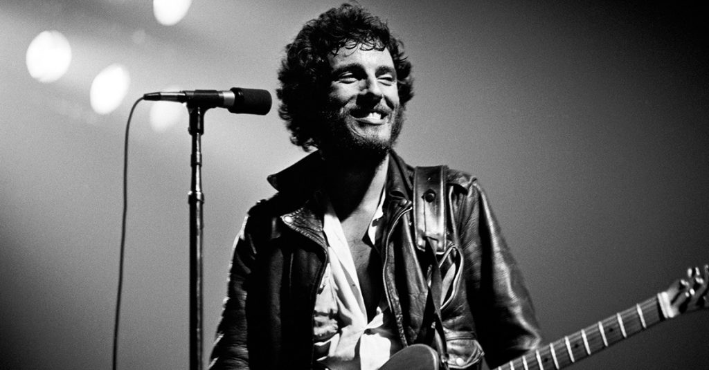 42 Boss Facts About Bruce Springsteen
