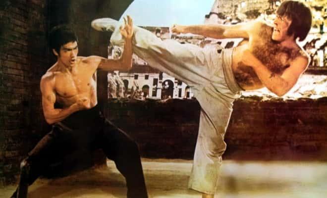 Kung Fu Movies Chuck Norris Fact