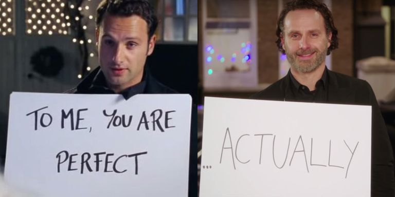 Love actually facts