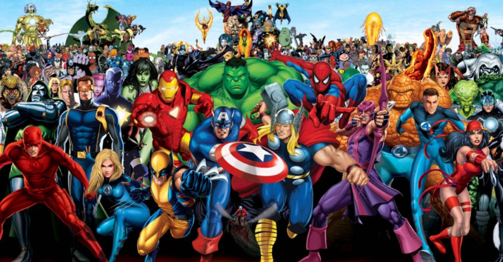44 Phenomenal Facts About Superheroes
