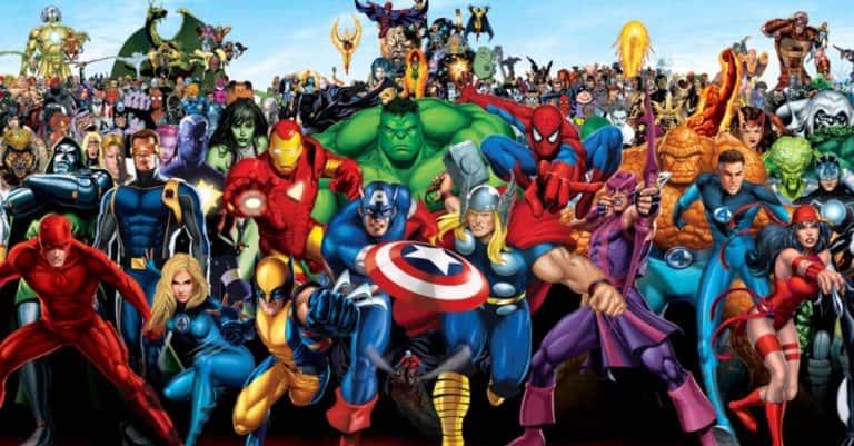 Superhero Facts