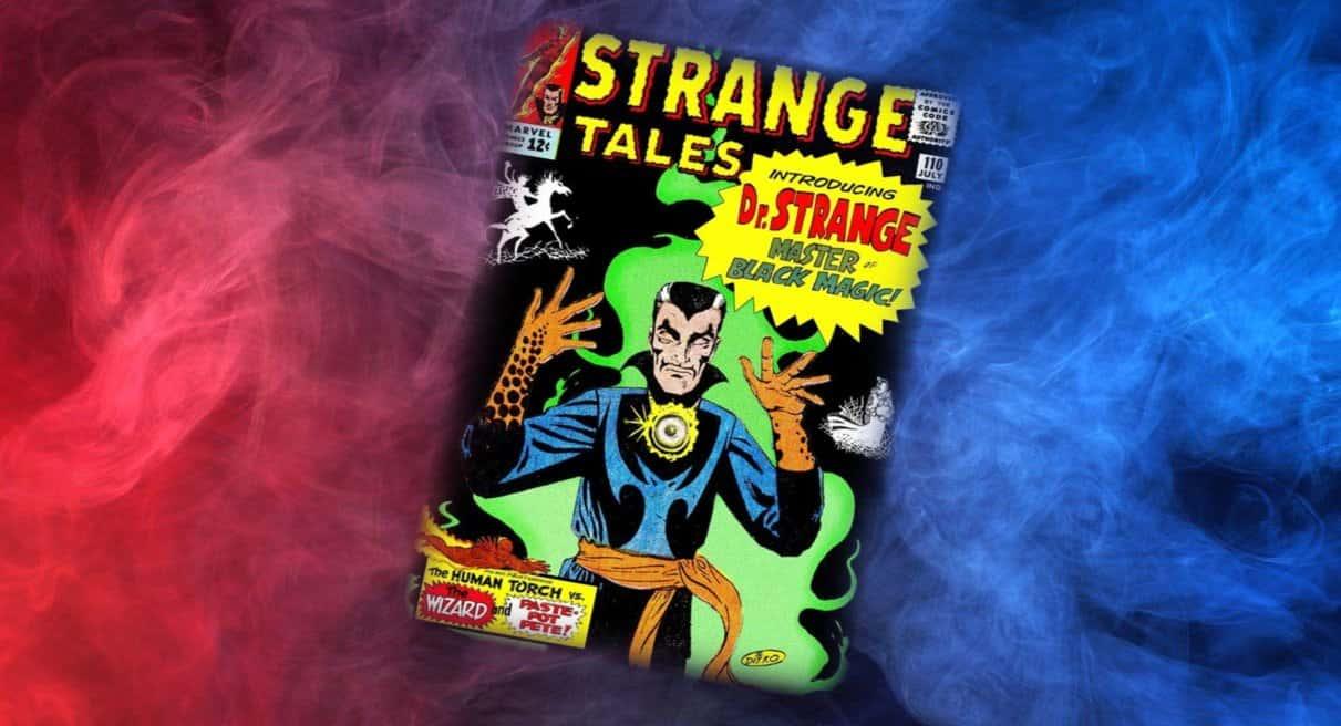 Doctor Strange Facts