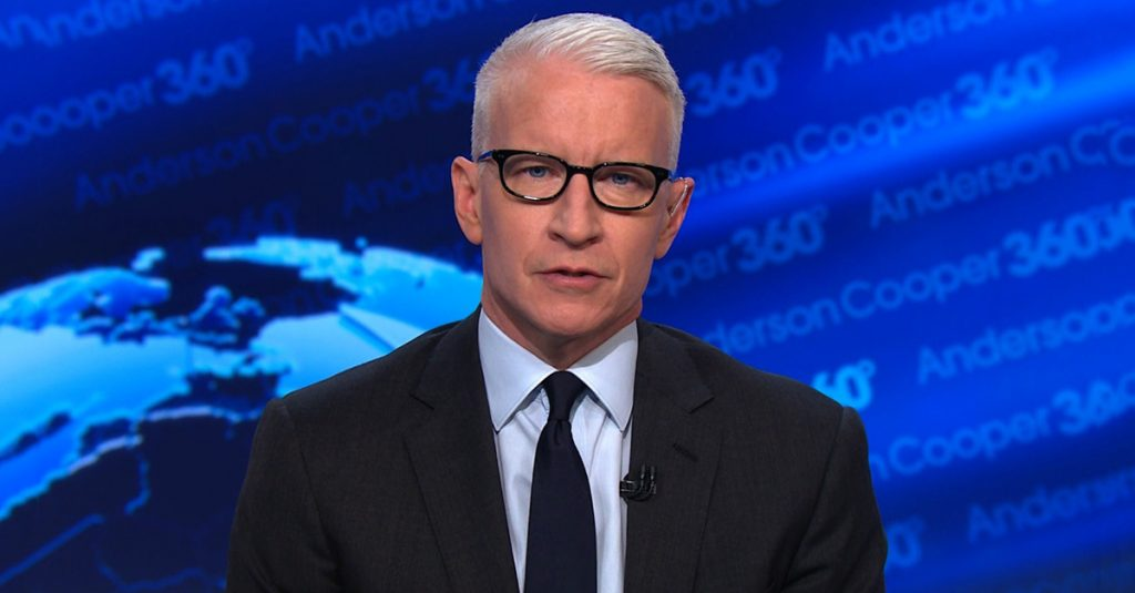 40 Newsworthy Facts About Anderson Cooper