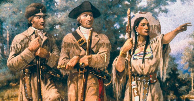 Lewis & Clark Facts