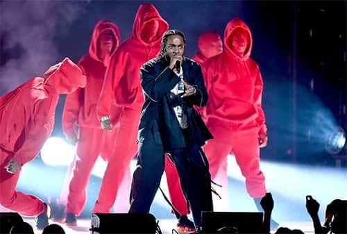 Kendrick Lamar Grammys Fact