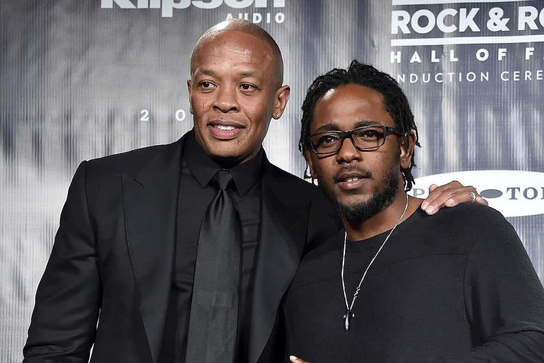 Kendrick Lamar Dr Dre Fact