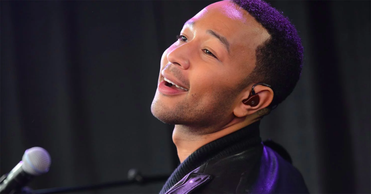 John Legend Facts