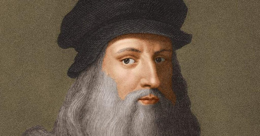 10 Inventive Facts About Leonardo da Vinci