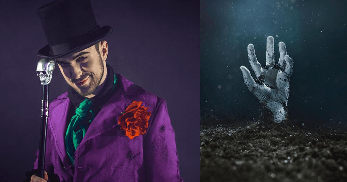 Magicians DPG ILLUSION HANDS PAIR