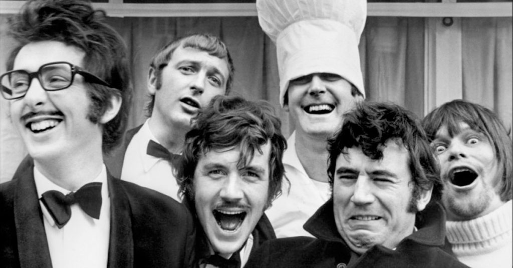 42 Absurd Facts About Monty Python